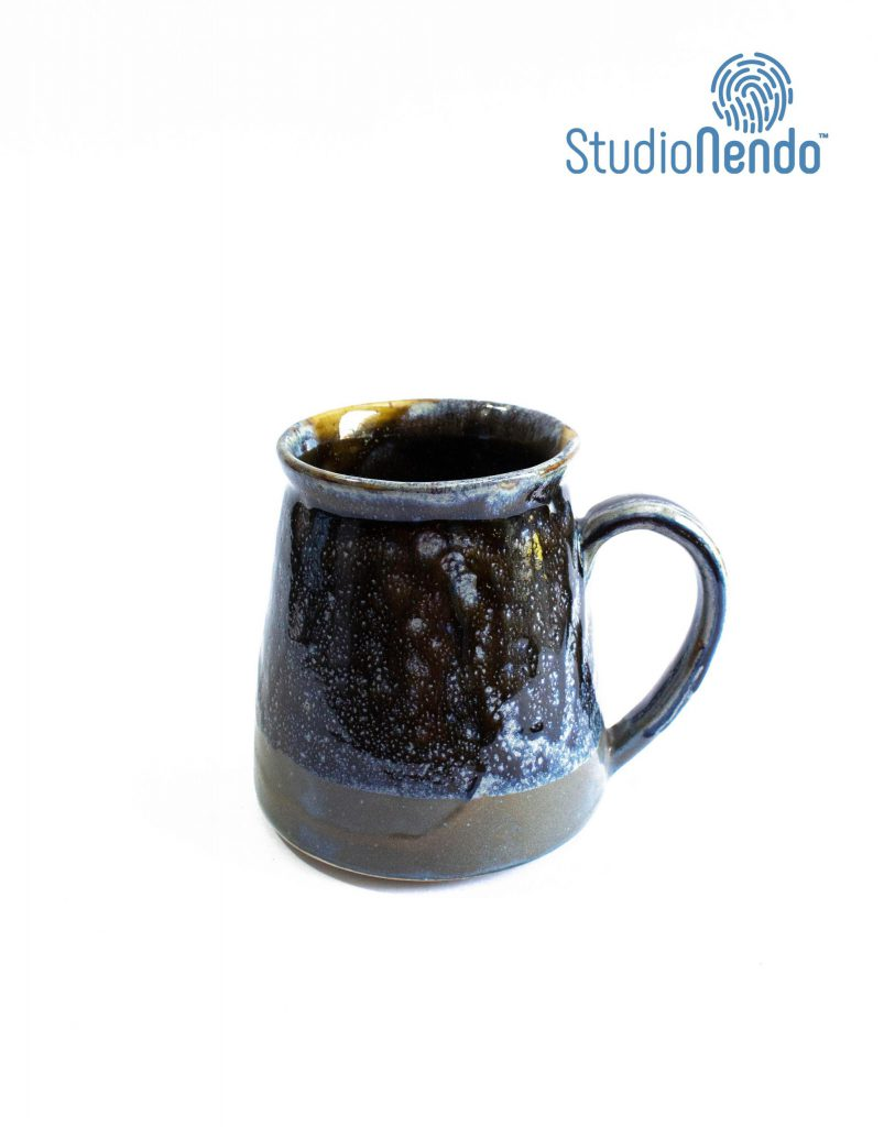 Studio Nendo Handmade Ceramic Mug- Set of 2-9968
